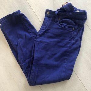 Paige Crop Length Jeans
